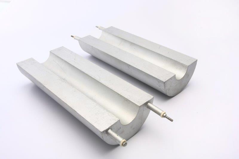Resistência fundida em alumínio