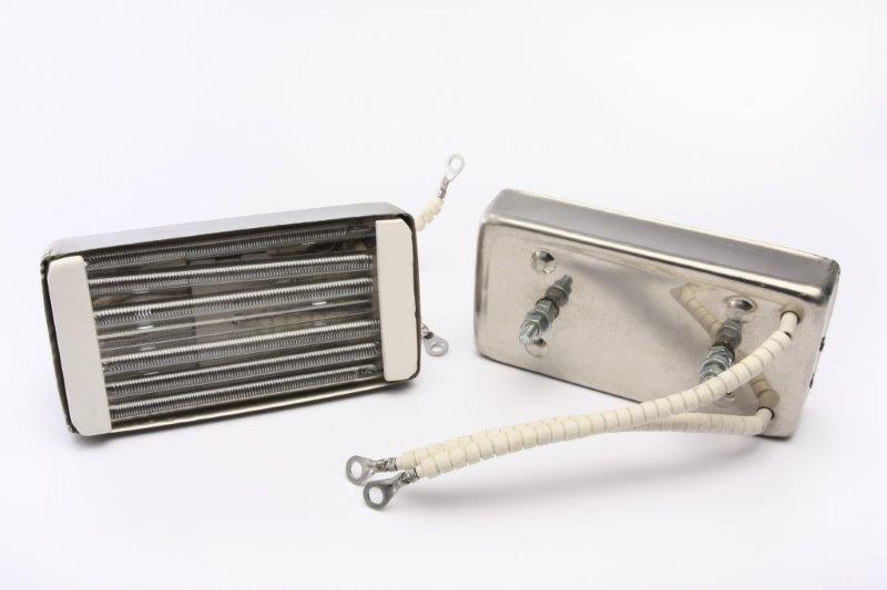 Resistências elétricas para fornos