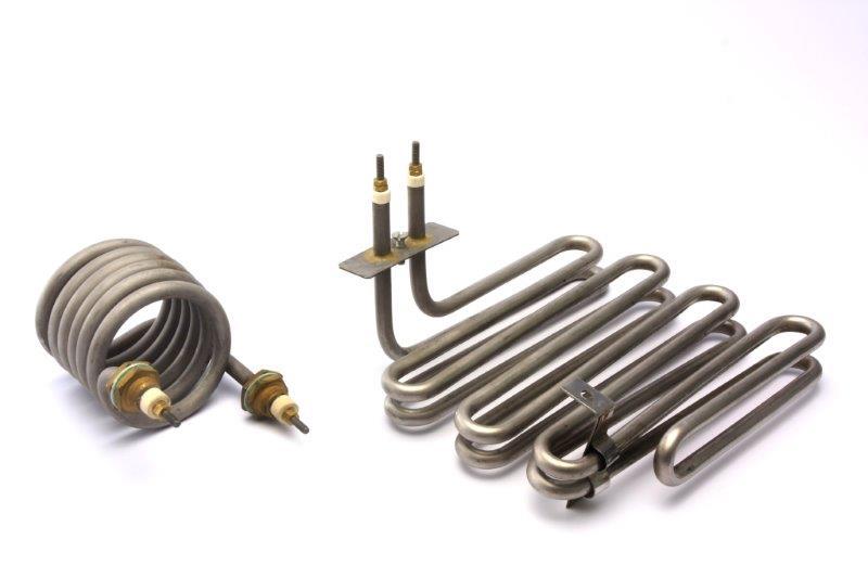 Resistências tubulares elétricas