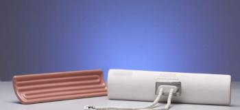 Resistência cerâmica infravermelho