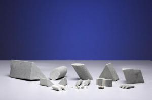Chips cerâmicos e porcelana