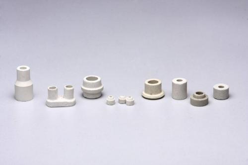 Isoladores e Suporte em cerâmica