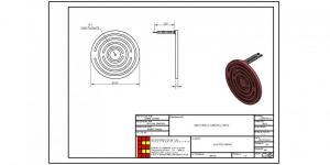 Emissores Infravermelho em Cerâmica RR125